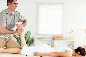 Curso quiromasaje terapeuta y paciente